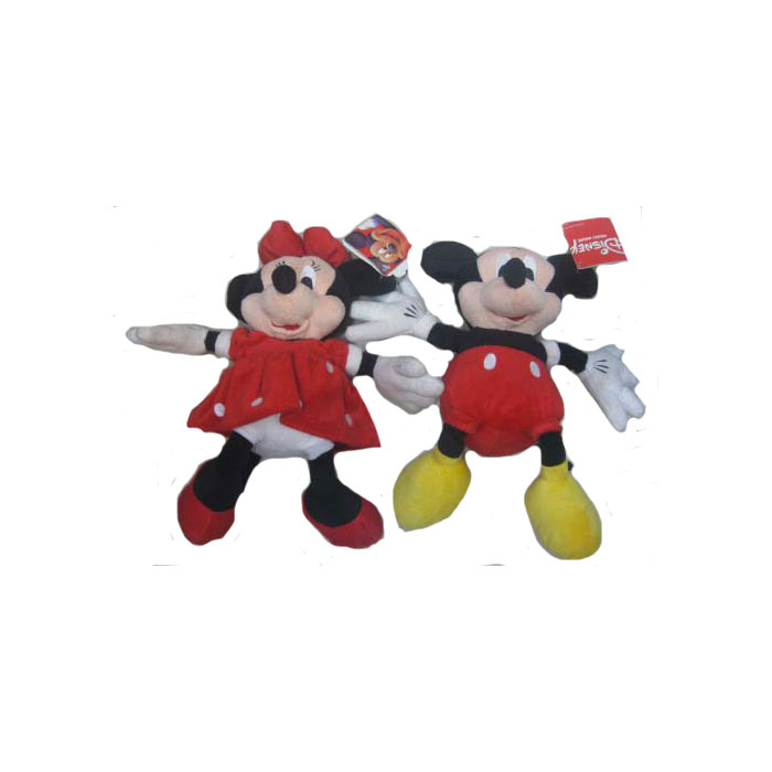 Jucărie Minnie/Mickey Mouse 07666