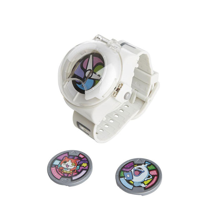 Yo-kai Watch With 2 Medals B5943