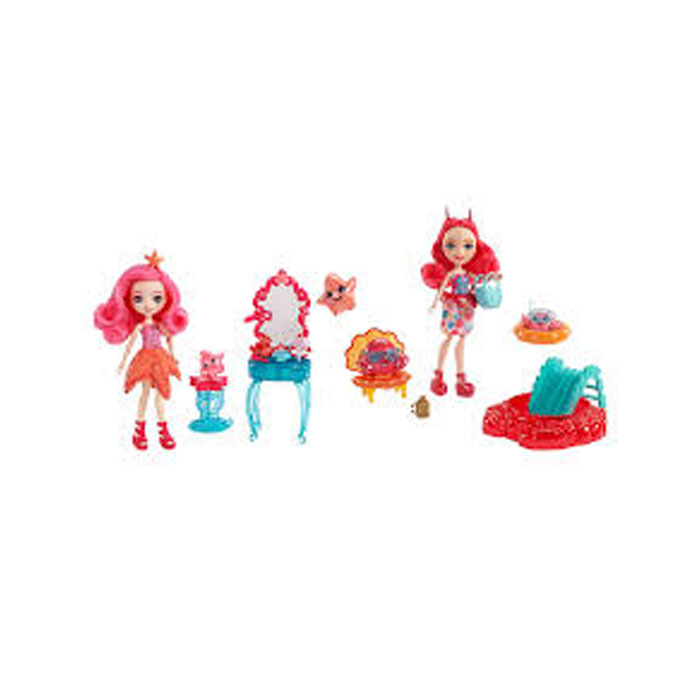 Set  Enchantimals FKV58