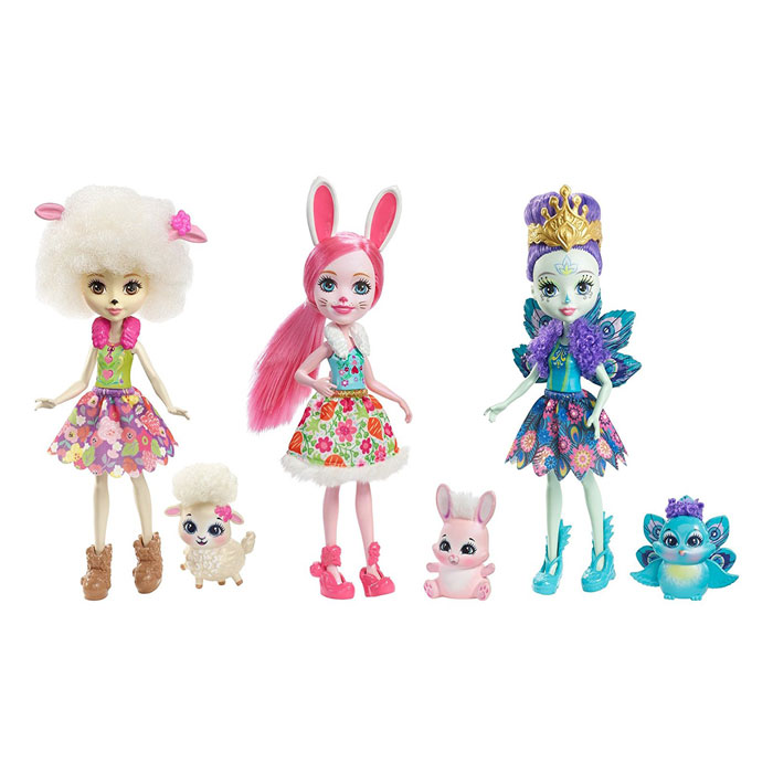 Set  Enchantimals FMG18