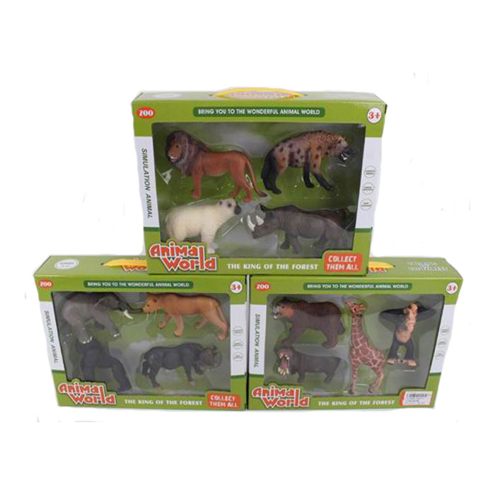 Animale figurine set  TBS013