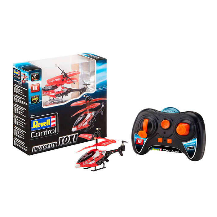 Elicopter TOXI Red 23841
