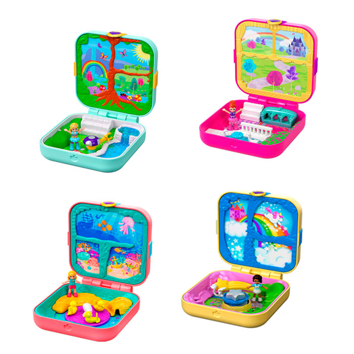 Mini păpuşi Polly Pocket GDK76