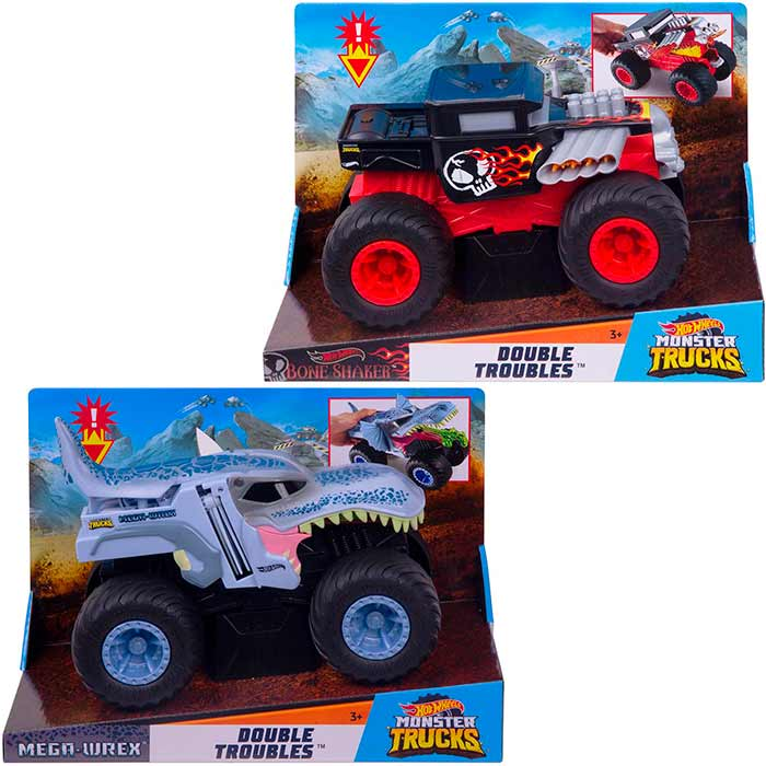 Машинка Monster Trucks асс. GCG06