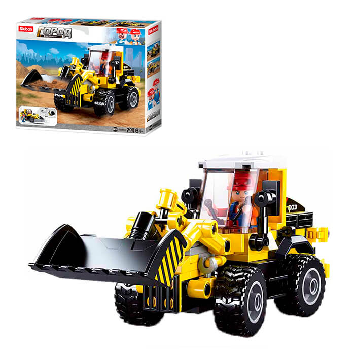 Tractor constructor B0803