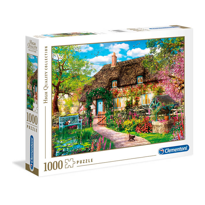 Пазл 1000 The old cottage 39520